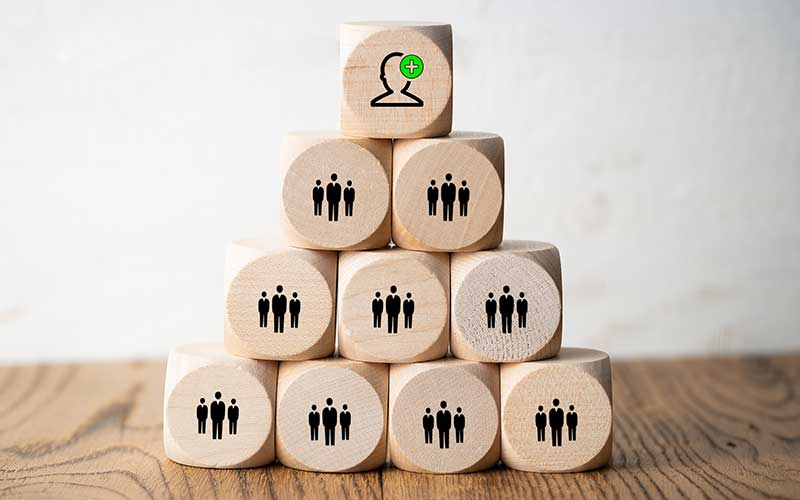 マーケティング組織の構築や強化の支援